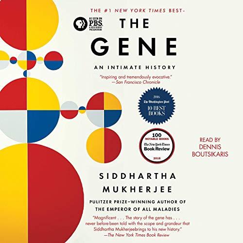 『The Gene』のカバーアート