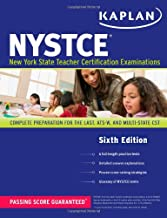 Kaplan NYSTCE: Complete Preparation for the LAST, ATS-W, and Multi-Subject CST (Kaplan Test Prep NY)