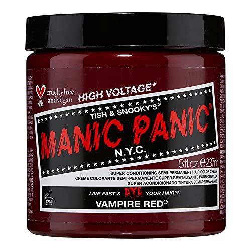Top 10 Best blood red hair dye Reviews