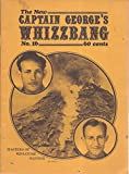 The New Captain George's Whizzbang (#16 - Cover: Howard & Theodore Lydecker)