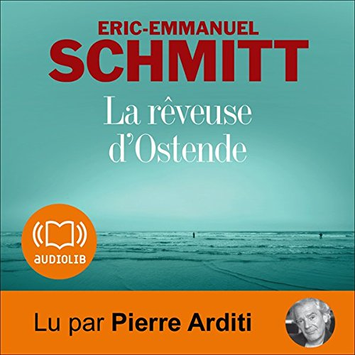 La rêveuse d'Ostende  audiobook cover art