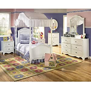 Exquisite Youth Canopy Bedroom Set by Ashley Furniture WOW ...