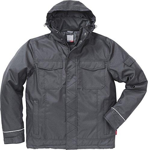 Fristads 113080 Winterjacke Kansas Workwear Gr. XL, dunkelgrau