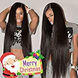 "8A Remy Brazilian Virgin Hair Straight 20"" 22"" 24"" 26"" Mink Human Hair 4 Bundles Deals Unprocessed Brazilian..."