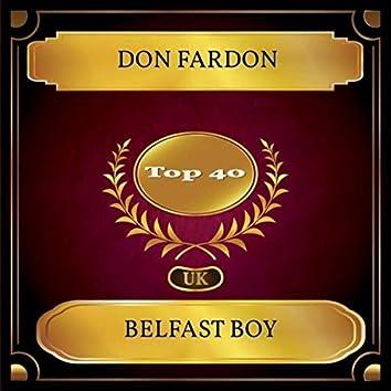 Belfast Boy (UK Chart Top 40 - No. 32)