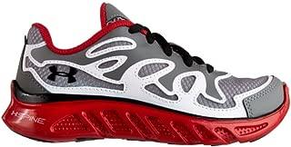 Under Armour Little Boys' UA Spine Evo Pre-School Shoes 11K Graphite