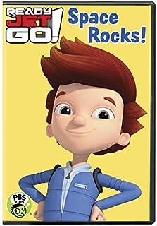 Ready Jet Go!: Space Rocks! DVD【DVD】 [並行輸入品]