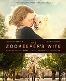 ZOOKEEPER'S WIFE DVD