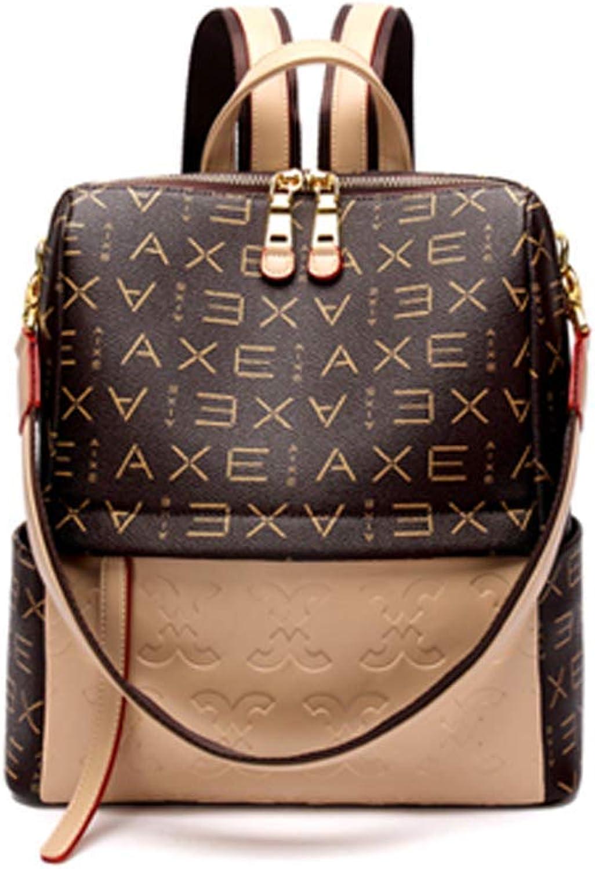 e2ed77ac75e Campus Backpack Ladies Backpack, Girl New Wild Trend Rucksack Casual Korean Travel  Women's Shoulder Bag