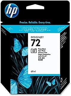 HP C9397A HP 72 Ink Cartridge, 69ml, Black