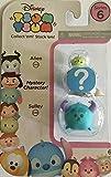 Disney Tsum Tsum Series 6! 3-Pack Figures: Alien/Mystery/Sulley