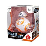 BB-8 Rolling Remote Control Robot, a Remote Control Toy with Music and Actions.