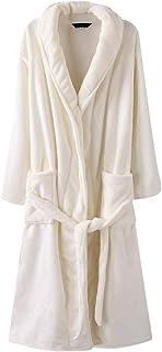 comprar comparacion Albornoz Bata de Baño Sauna para Mujeres y Hombres Mangas Largas Kimono Vestidos Robe