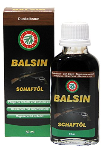 BALSIN Olio per calci | Marrone/Scuro | 50 ml