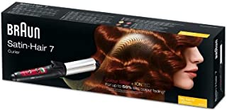 Braun Satin Hair 7 EC2/CU750 Curler with Color Saver and Iontec Technology