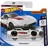 Hot Wheels Toyota 2000 GT Olympic Games Tokyo 2020 8/10 (184/250) Short Card