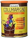 Drasanvi Collmar Cao Colágeno Marino Hidrolizado con Cacao, DHA, Magnesio y Calcio - 300 gr