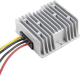 DealMux Módulo de fuente impermeable del convertidor de energía Regulador transformador de 12 V DC Step