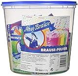 Ahoj Brause-Pulver in 4 Sorten, 100 Beutel, 580 g