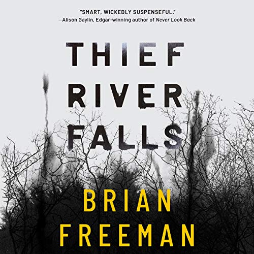 Thief River Falls Audiobook By Brian Freeman cover art