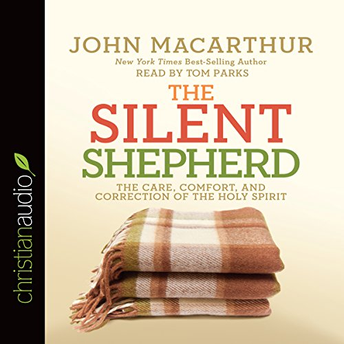 The Silent Shepherd audiobook cover art