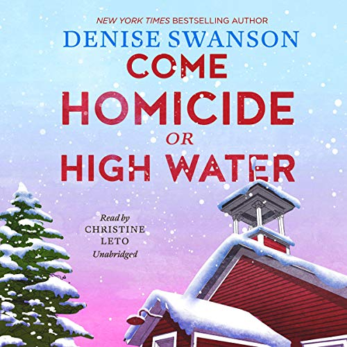 Come Homicide or High Water cover art