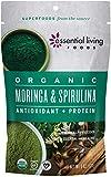 Essential Living Foods Organic Moringa & Spirulina Blend 6 oz