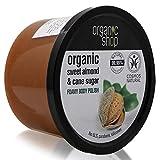 Organic Shop Almendra Dulce Exfoliante Corporal Espumoso - 250 ml