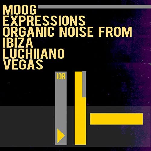 Luchiiano Vegas, Organic Noise From Ibiza