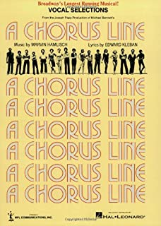 Chorus Line A Updated Edition