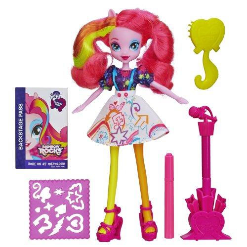 My Little Pony Equestria Girls Rainbow Rocks Pinkie Pie Doll