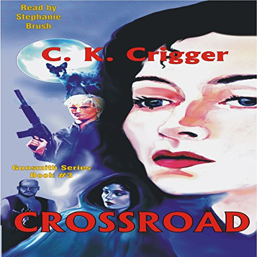 Crossroad audiobook cover art