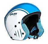 Vola P1006B Fis Blue Sky Casque Mixte Adulte, Bleu, Taille 54