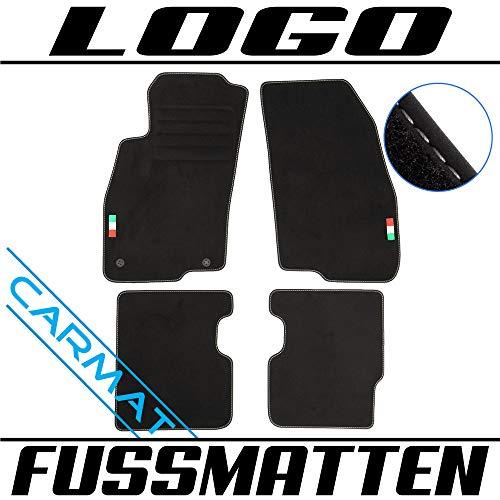 CARMAT Fussmatten mit Logo FI/PEY08/L/B