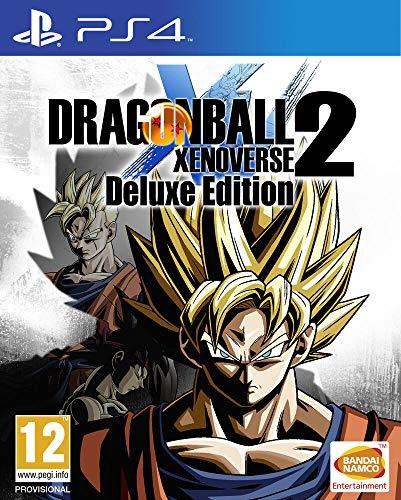 Dragon Ball Xenoverse 2 - édition deluxe - PlayStation 4 [Importación francesa]