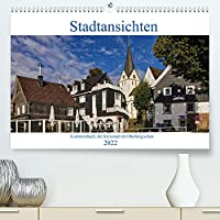 Stadtansichten, Gummersbach (Premium, hochwertiger DIN A2 Wandkalender 2022, Kunstdruck in Hochglanz): Die Kreisstadt im Oberbergischen (Monatskalender, 14 Seiten )