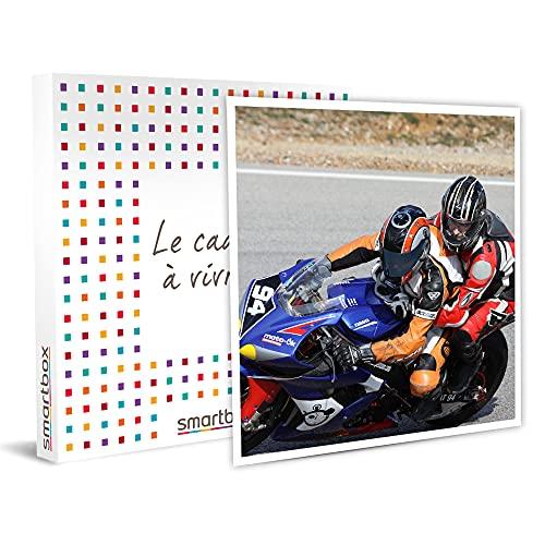 SMARTBOX - coffret cadeau couple - Sensations moto - idée cadeau originale - 1 activité moto pour 1 ou 2 personnes
