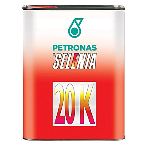 Olio motore auto Selenia 20K 10W40 ACEA A3 / API SL/CF - 4 LITRI