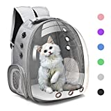 Henkelion Cat Backpack Carrier Bubble Carrying Bag, Small Dog...