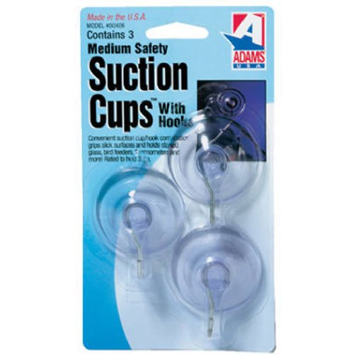 Adams Not Available Manufacturing 6500-74-3040 1-3/4-Inch Suction Cup...