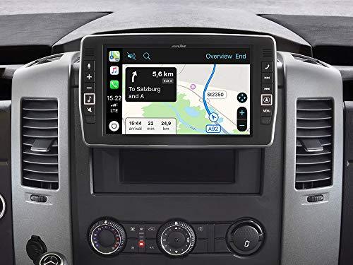 Alpine X903D-S906-2DIN Navigation für Mercedes Sprinter