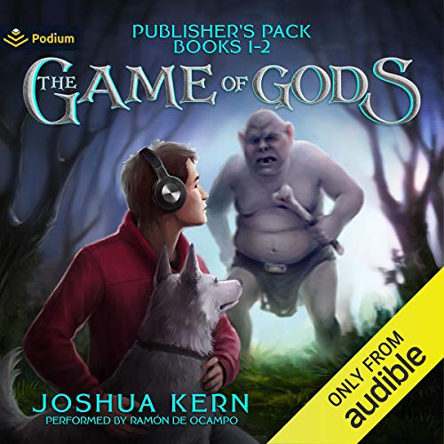 The Game of Gods: Publisher's Pack cover art