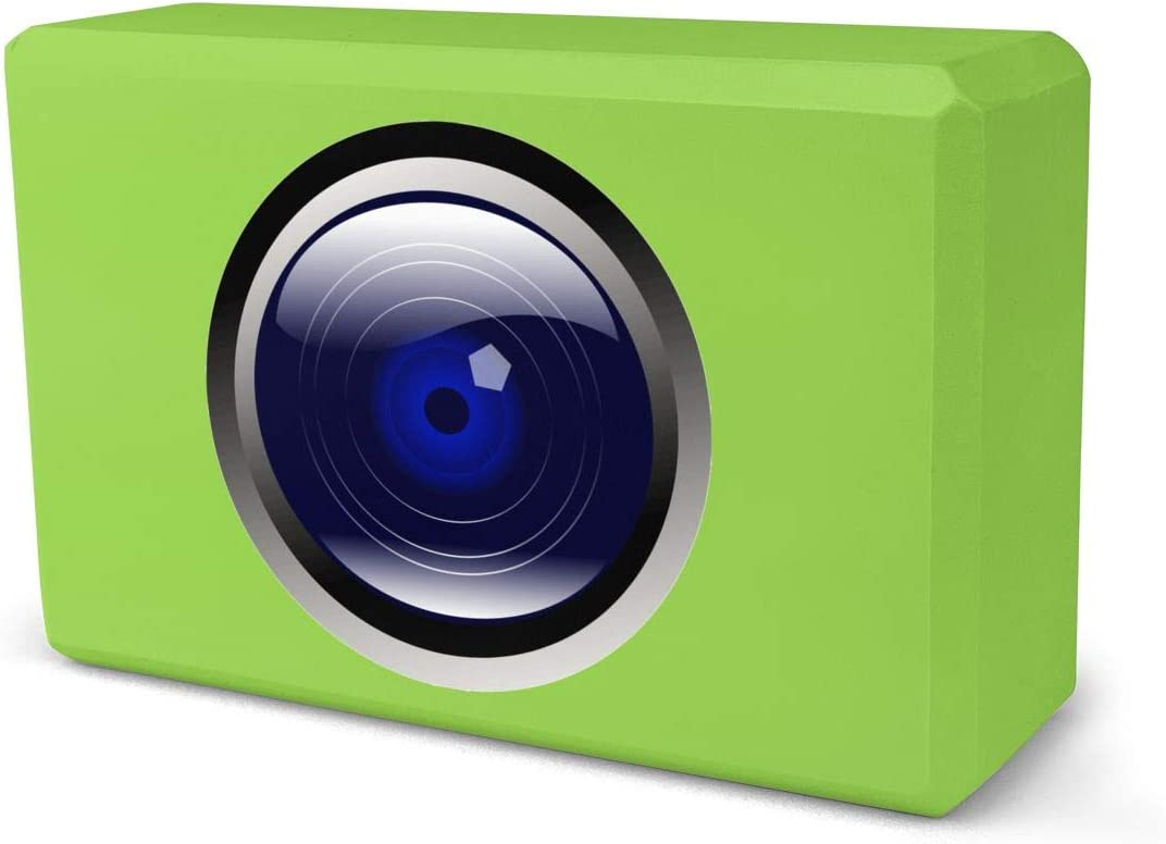 2021 Ouqiuwa Yoga All items free shipping Blocks Set of 2 Photogr Lens Zoom Camera Color Full