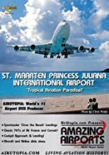 AirUtopia.com:St. Maarten Princess Juliana Airport Video DVD-(Airport, airliner, plane, airplane, aircraft FILM)