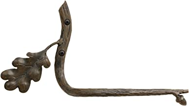 product image for Oakdale Toilet Tissue Holder-Hand Rubbed Pewter