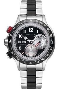 Hamilton Khaki Aviation Tachymiler Men's Automatic Watch H71726233 image