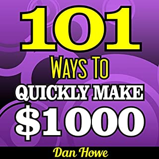 101 Ways To Make $1000 Quickly cover art