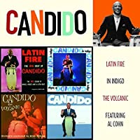 Latin Fire + In Indigo + The Volcanic by CANDIDO