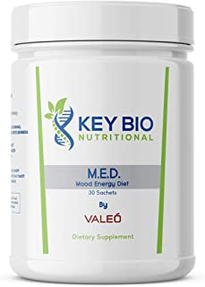 Sponsored Ad - M.E.D. Mood Energy Diet Hemp Weight Loss 30 Count Blood Sugar Support Vitamin D3 Valeo Nutrition