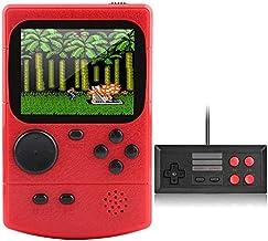 Innoo Tech Consoles De Jeux Portable Retro,Lecteur de Jeu avec 500 Jeux FC Classiques,Prise en Charge de La Sortie TV,Jeu ...